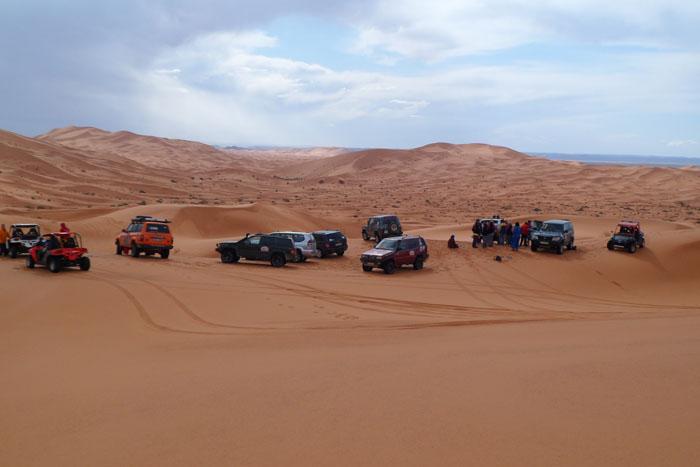Sahara 4x4 Extrem 9