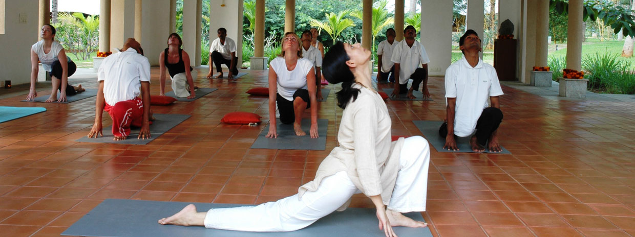 Shreyas Yoga Retreat 9